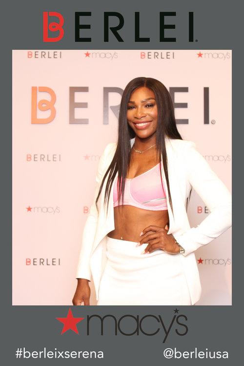 Photo+booth+Serena+Williams