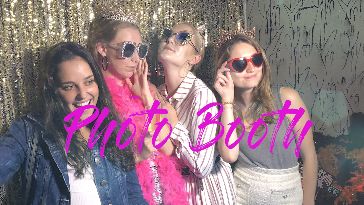 Open air photo booth 3