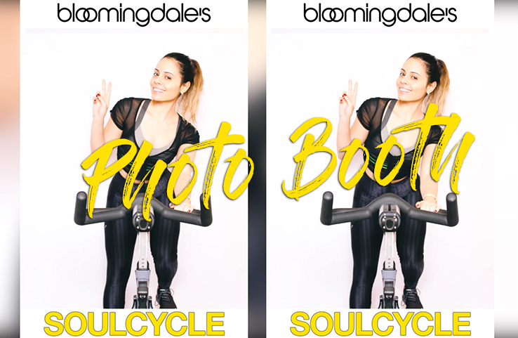 Soulcycle Photo booth 2