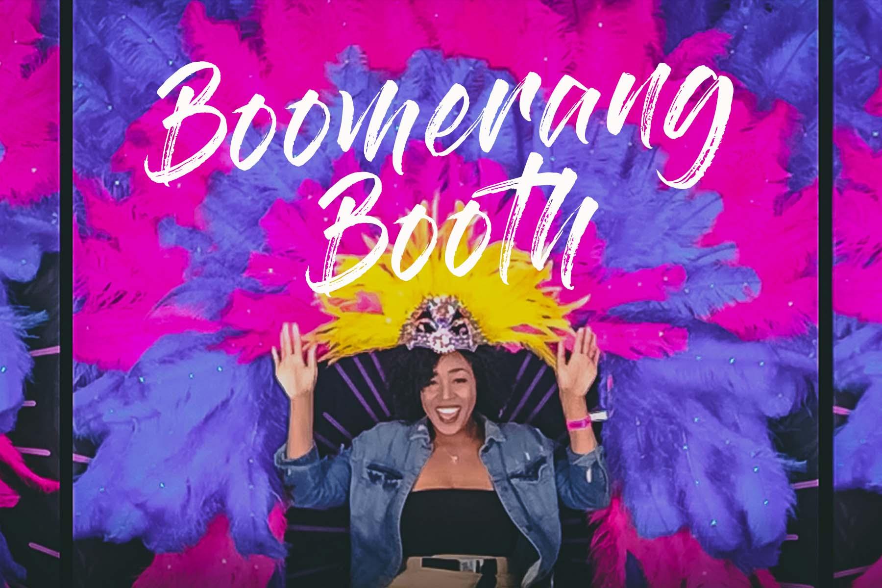 Boomerang Booth